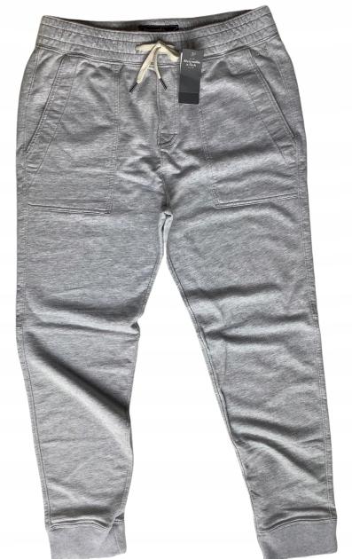 ABERCROMBIE & FITCH Spodnie dresowe r. S