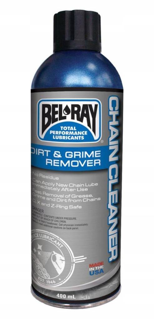 Spray do czyszczenia łańcucha BEL-RAY - 400ml