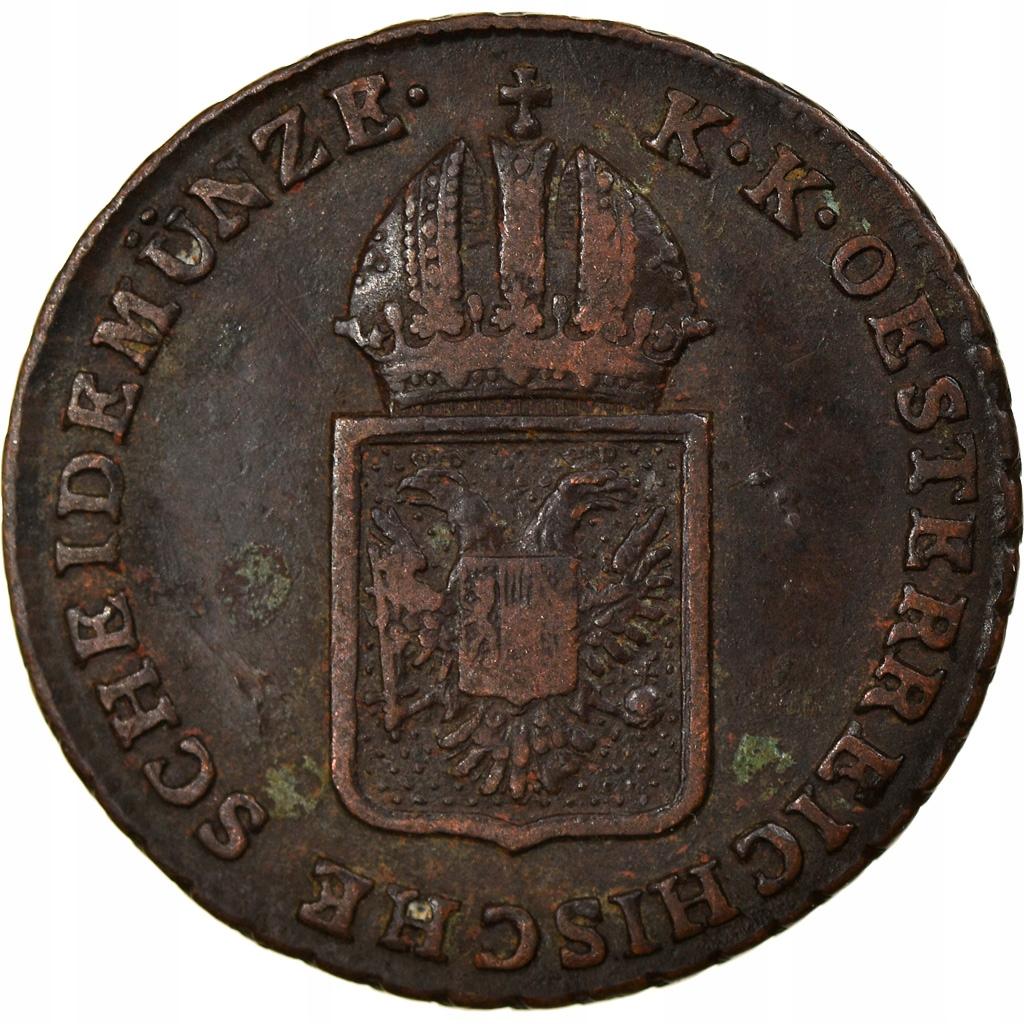 Moneta, Austria, Franz II (I), 1/4 Kreuzer, 1816,