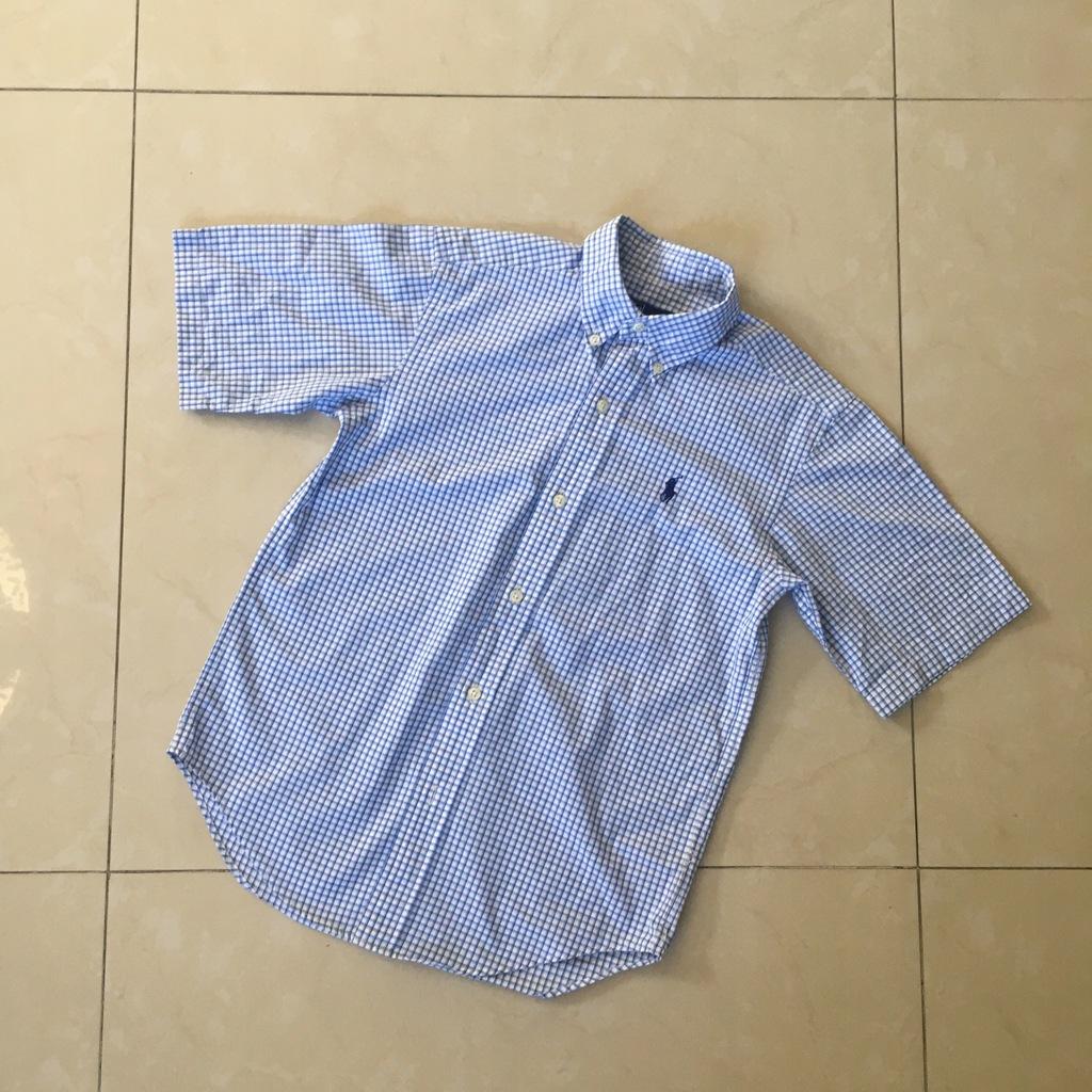 Ralph Lauren koszula 8 lat roz 128 j nowa