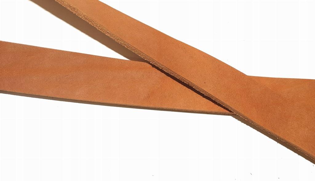 Pas skórzany ok 3,5 mm 4x140 cm BN5