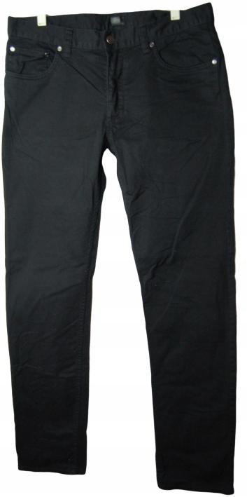 1R59 spodnie NOWE SLIM H M 34/33 34 PAS 94