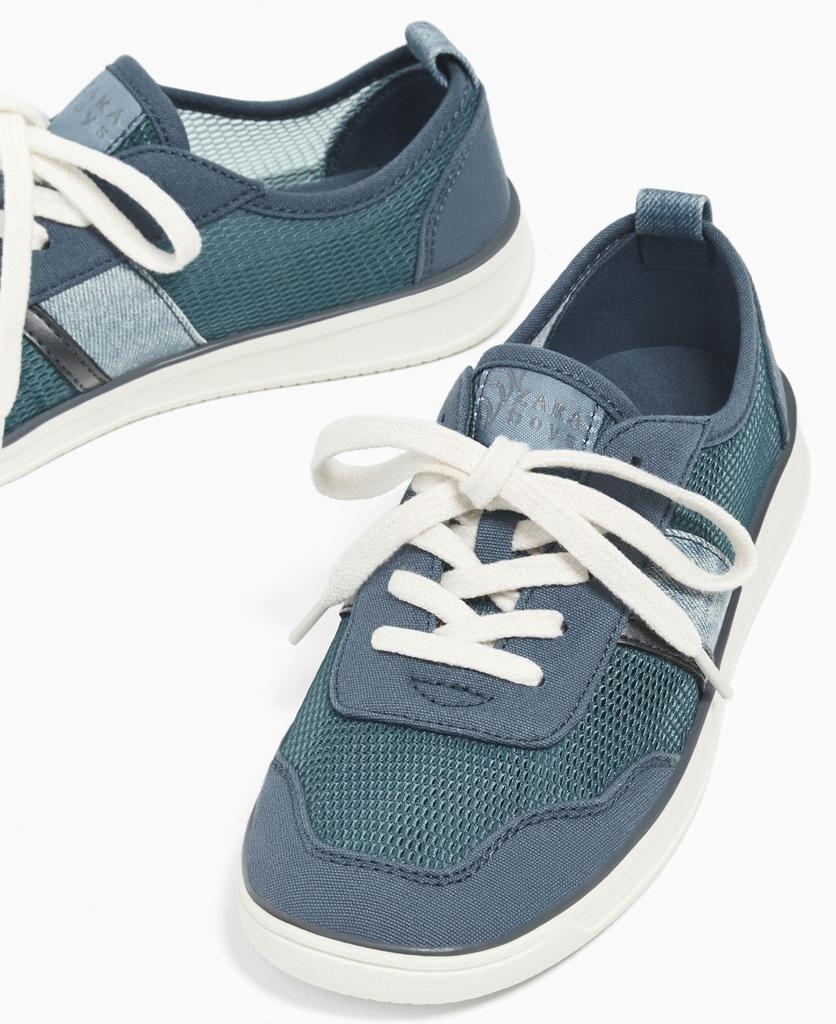 ZARA buty sportowe trampki 3637
