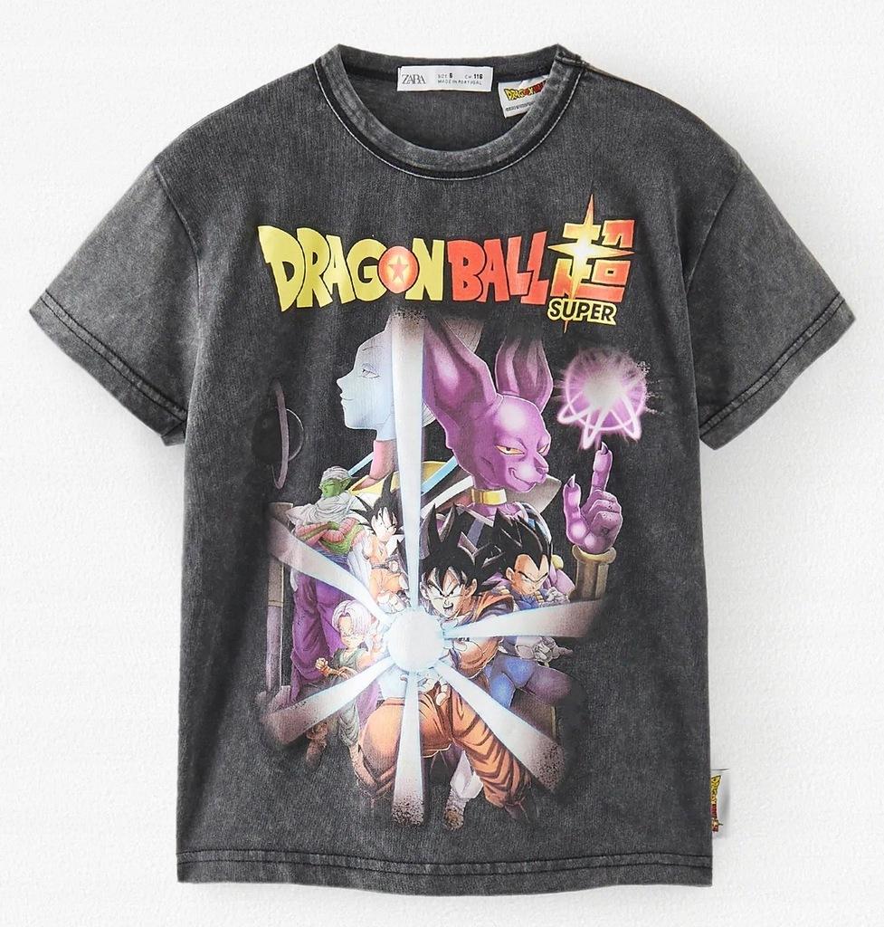 ZARA oryginalna koszulka Dragon Ball NOWA TANIO