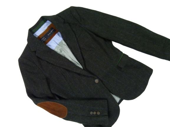 ZARA BASIC żakiet wool / M mex.28