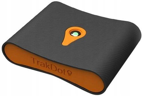 Lokalizator rejestrator GPS bagażu Trakdot Luggage