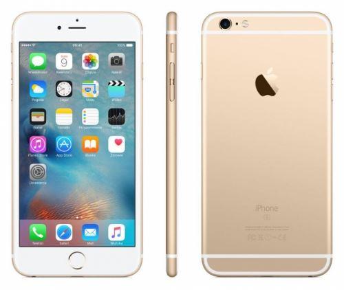 Apple Iphone 6s Plus 32gb Gold 12mpix Ios 7302898886 Oficjalne Archiwum Allegro