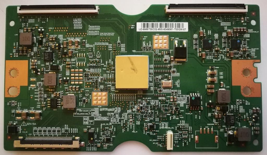 Logika T650HVN12.3 65T37-C04 SONY KDL-65W855C T650