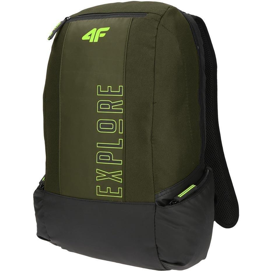 Plecak Uni 4F H4L19 PCU010 44S Oliwkowy