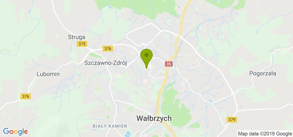 Na wynajem Wałbrzych, Piaskowa Góra, 700,00 m²