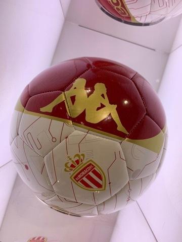 Piłka AS Monaco FC z autografem Kamila Glika!