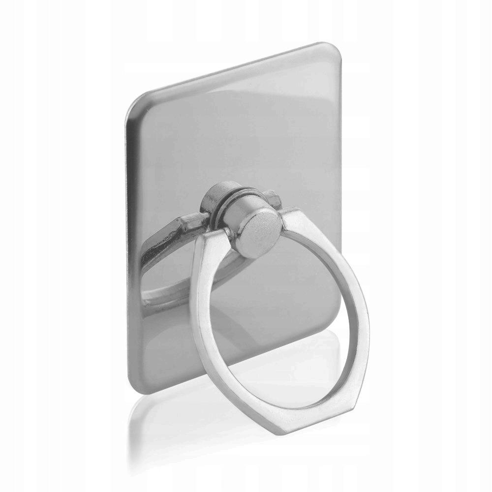 Uchwyt na telefon ring z podstawką w kształcie pie