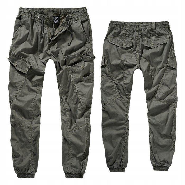 Spodnie Brandit Ray Vintage JOGGERY Olive XL