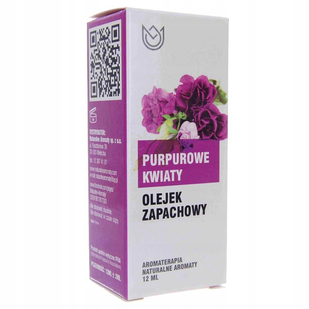 Kompozycja Zapachowa Purpurowe Kwiaty 12ml
