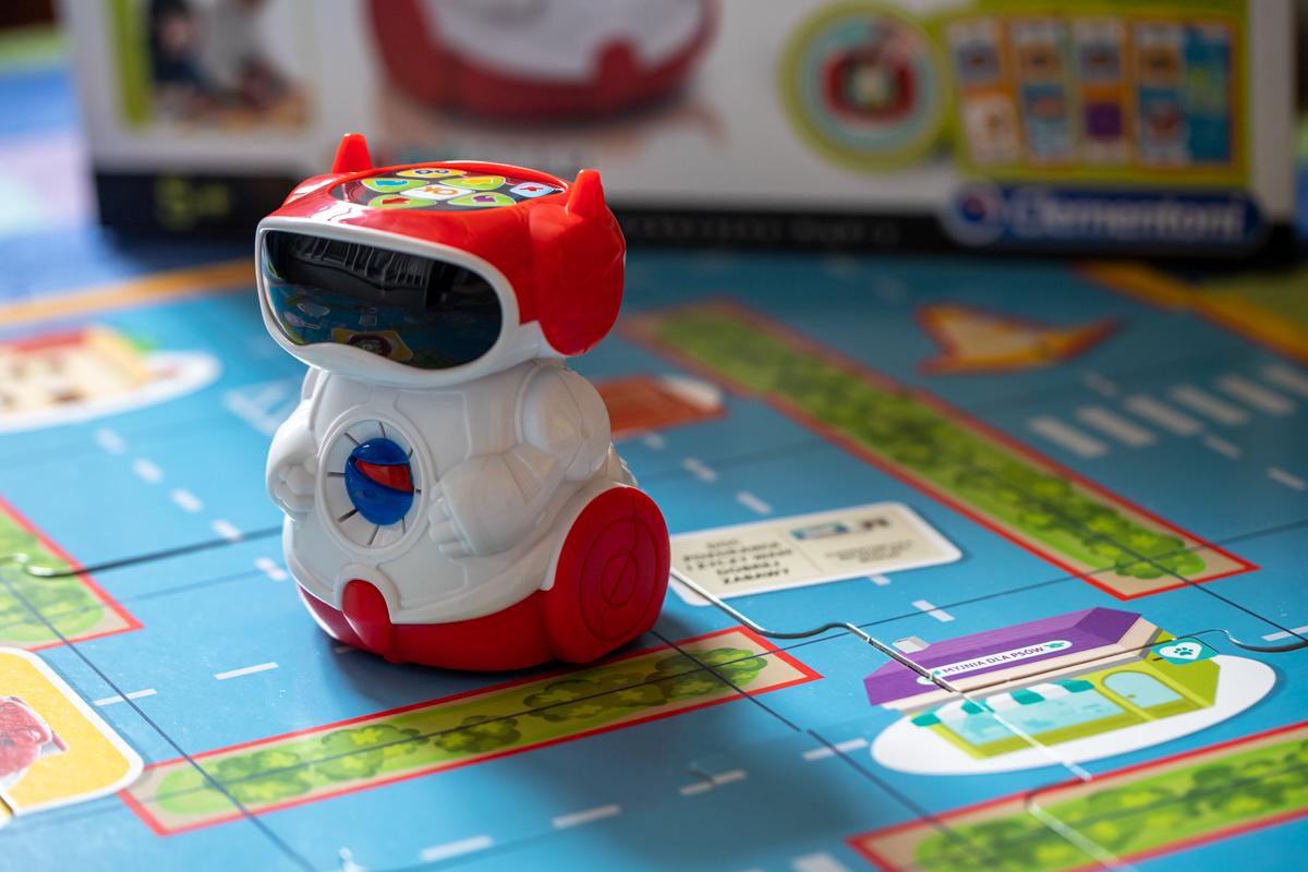 DOC vzdelávací robot