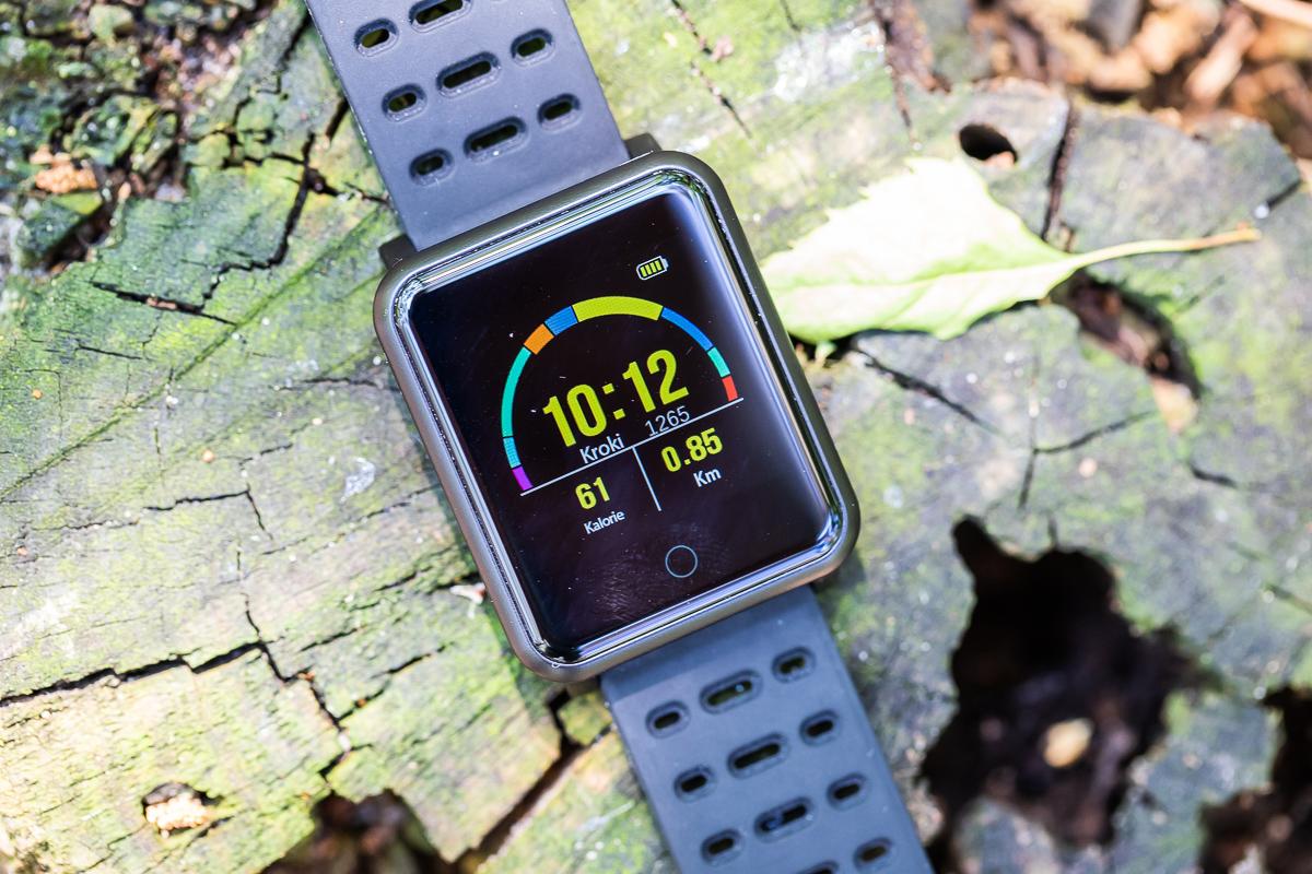Xblitz Monitorovanie fyzickej aktivity dotykom