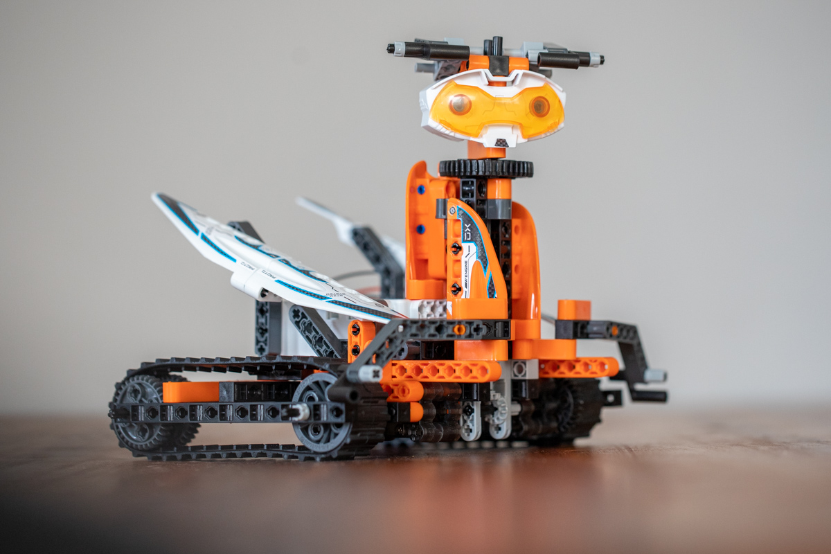 Pripravený robot
