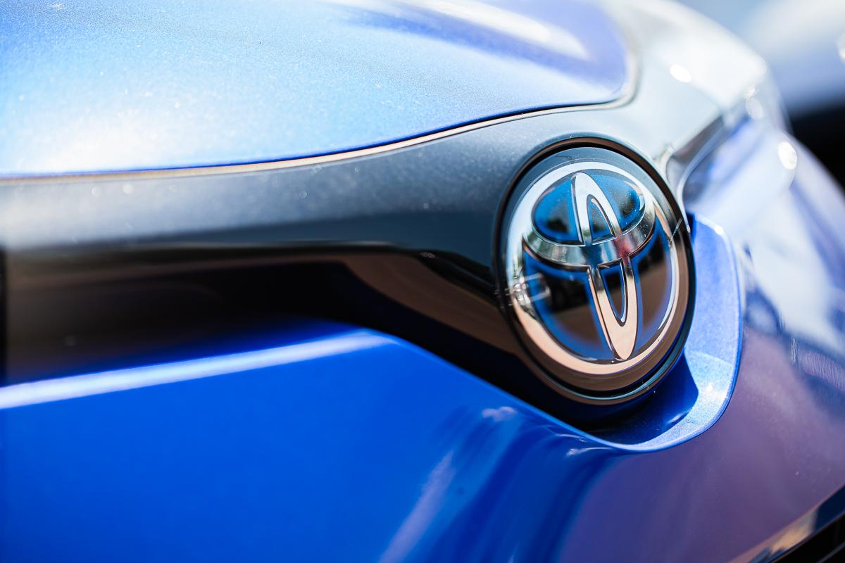 Hybrydowa Toyota