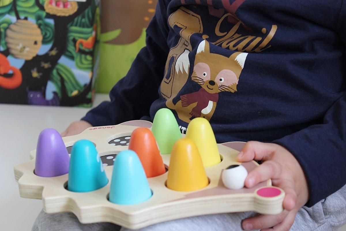 hračka dokonalá presnosť detského pohybu