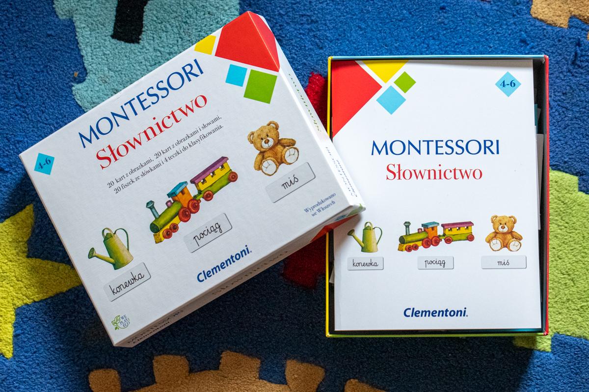 Vzdelávacia súprava Clementoni Montessori