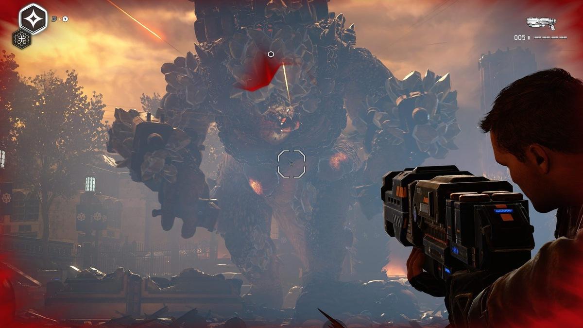 Gears of War Ultimate Edition - kojarzenie powolne