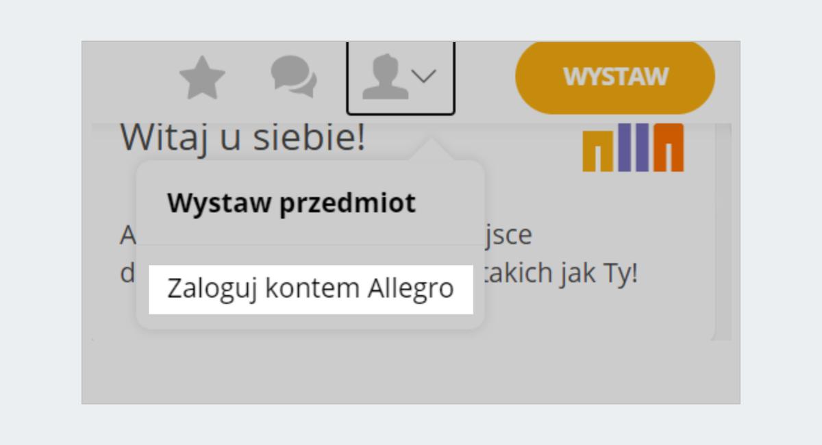 Rejestracja Konto I Logowanie Na Allegro Lokalnie Pomoc Allegro