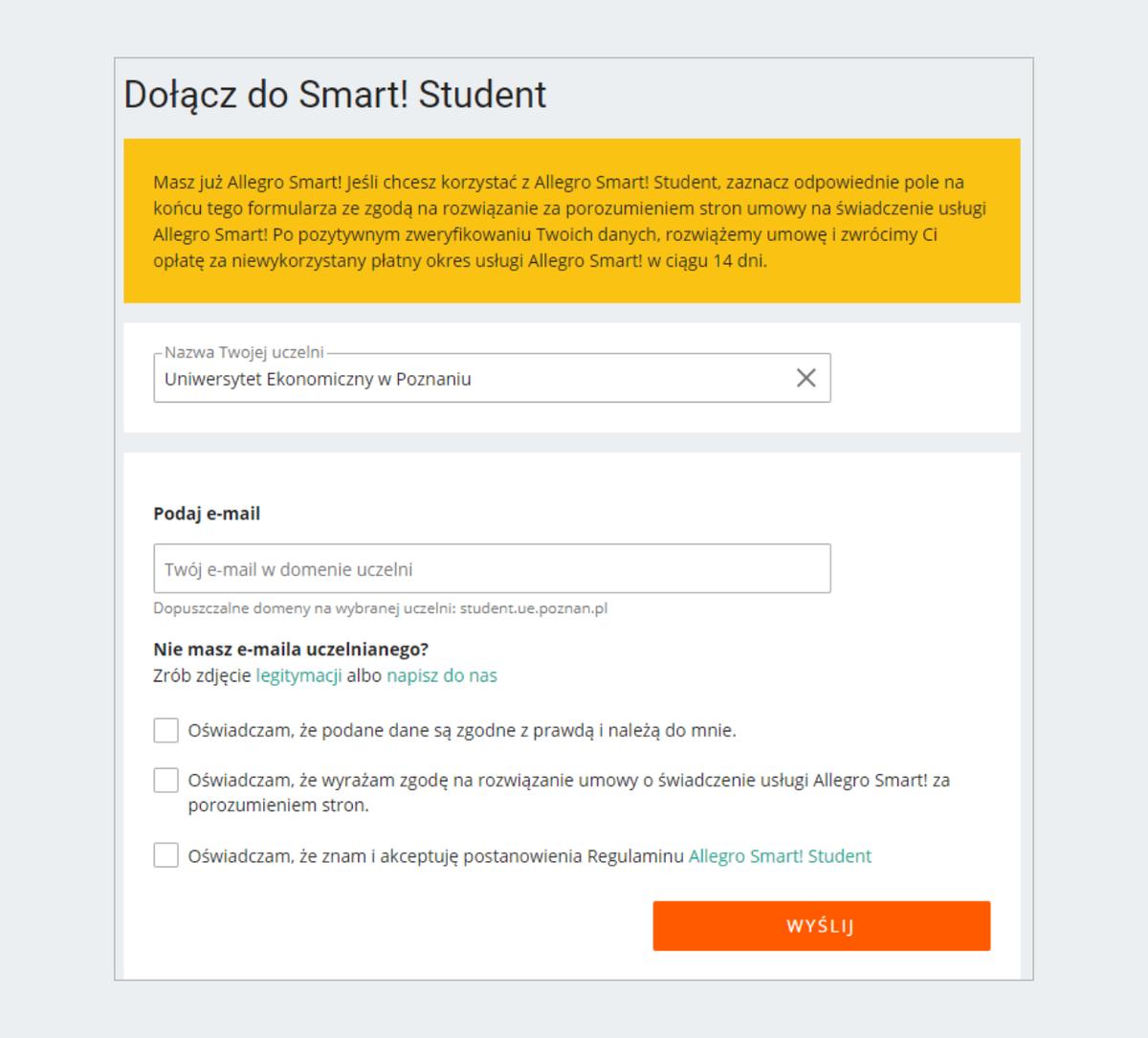 Czym Jest Allegro Smart Student Pomoc Allegro