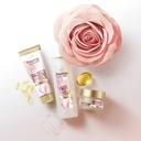 Pantene Rosewater szampon+odżywka + maska+olejek Typ włosów do każdego typu włosów