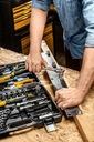 Zestaw narzędzi, 56 szt. TOPEX 38D224 Kod producenta 38D224