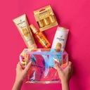 Pantene zestaw z kosmetyczką pielęgnacja włosów Przeznaczenie do włosów