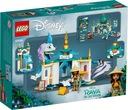 Lego Disney Princess Raya i smok Sisu 43184 Wysokość opakowania jednostkowego 6.1 cm