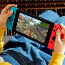 Konsola Nintendo Switch 32 GB czerwono-niebieska Stan opakowania oryginalne