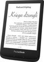 Czytnik PocketBook 628 Touch lux 5 czarny Obsługiwane formaty plików .chm .djvu .doc .docx .epub .fb2 .html .mobi .pdf