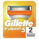Gillette Fusion maszynka + ostrza wkłady 6 szt Rodzaj oryginał