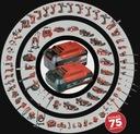 Wiertarko-wkrętarka Einhell TE-CD 18 Li E 2,5Ah Typ akumulatora Li-Ion
