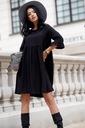 Sukienka Sugarfree oversize czarna rozmiar L Rozmiar L