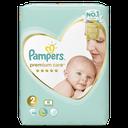 PAMPERS Premium Care 2 Mini 68 pieluszek EAN 8001841104874