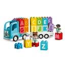 Lego Duplo Ciężarówka z alfabetem 10915 Wiek dziecka 18 m +
