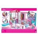 Barbie Przytulny domek dla lalek FXG54 Seria Barbie