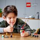 Lego City Helikopter strażacki na ratunek 60248 Liczba elementów 93 szt.