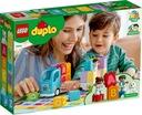 Lego Duplo Ciężarówka z alfabetem 10915 Płeć Chłopcy Dziewczynki