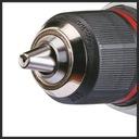 Wiertarko-wkrętarka Einhell TE-CD 18 Li E 2,5Ah Rodzaj silnika silnik szczotkowy