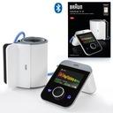 Ciśnieniomierz BRAUN ActivScan 9 BUA7200 Bluetooth Zakres pomiaru ciśnienia krwi 40-255 mmHg