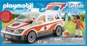 Playmobil City Life Samochód ratowniczy 70050 Wiek dziecka 4 lata +