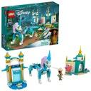 Lego Disney Princess Raya i smok Sisu 43184 Długość opakowania jednostkowego 26.2 cm
