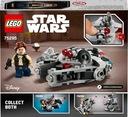Lego Star Wars Mikromyśliwiec Sokół 75295 Płeć Chłopcy