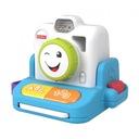 Fisher-Price Wesoły aparat fotograficzny GMX41 Płeć Chłopcy Dziewczynki