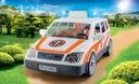 Playmobil City Life Samochód ratowniczy 70050 Płeć Chłopcy
