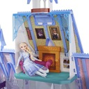 Zamek Arendelle Frozen 2 Efekty świetlne