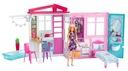 Barbie Przytulny domek dla lalek FXG54 Głębokość produktu 13.2 cm